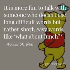 15 heartfelt winnie pooh picture quotes famous quotes love