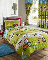 boys kids bedding duvet sets childrens bedroom fun quilt cover bed