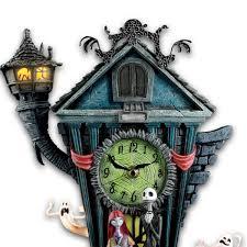 amazon com cuckoo clock tim burton u0027s the nightmare before
