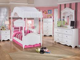 Little Girls Twin Bed Girls Twin Canopy Bed Genwitch