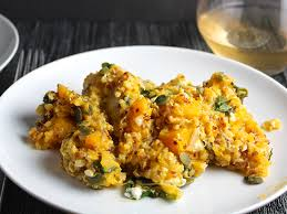 butternut squash and quinoa casserole cooking chat