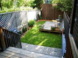 Backyard Ideas No Grass Landscape Design For Small Backyard Narrow Ideas On Image With