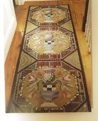 mackenzie childs torquay vase runner rug 2 u00276