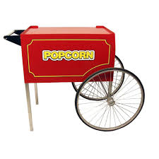 Home Depot Cart by Paragon Classic Pop 14 And 16 Oz Popcorn Cart 3090030 The Home