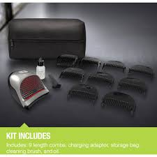 remington shortcut pro haircut kit hair clippers hair trimmers