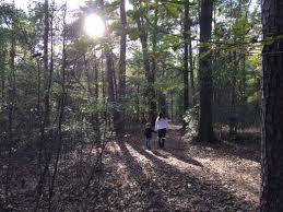Trail running destinations in montgomery rootsrated
