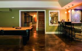 cheap basement flooring options over concrete best laminate in