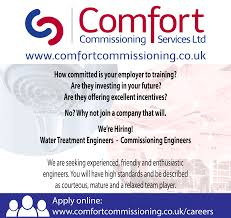 comfort commissioning services limited linkedin