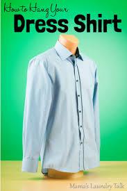 the proper way to hang dress shirts in your closet mama u0027s
