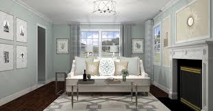 interior design portfolio from a space call home