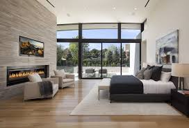 Modern Master Bedroom Designs 280 Master Bedroom With Hardwood Floors For 2018 Glass Doors