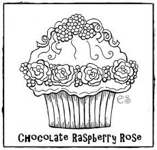 cute cupcake coloring pages 82 best cupcakes cakes coloring pages for adults images on