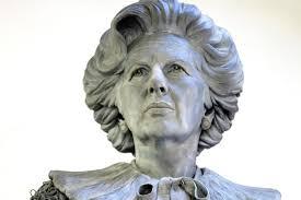 Black Flag Statue Puzzle Plans Lodged For 10ft Statue Of Margaret Thatcher Handbag Not