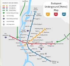 Chicago Train Station Map by Budapest Metro Map Travel And Beyond Pinterest Budapest