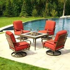 Best Patio Furniture Sets Patio Table Set With Fire Pit Image Of Patio Furniture Fire Pit
