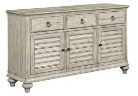 kincaid furniture weatherford hastings buffet with 3 drawers and 3