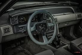 Fox Body Black Interior Bring A Trailer Saleen Owners And Enthusiasts Club Soec
