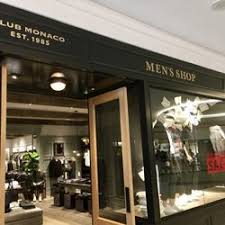 club monaco outlet club monaco beverly center men s closed men s clothing
