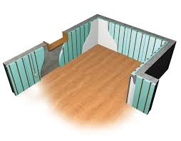 Insulation R Value For Basement Walls by Insulating Basment Walls Nudura Basement Insulation Retrofit