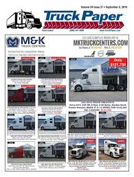 2013 volvo semi truck for sale truck paper