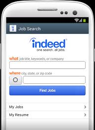 Search Resumes On Indeed Mobile Job Search Indeed Com Indeed Com