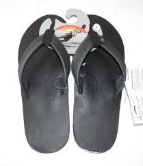 rainbow sandals men u0027s premium leather single layer flip flop l 9 5