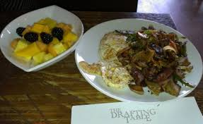 Drafting Table Atlanta The Drafting Table Downtown Atlanta Ga Brunch Review