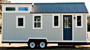tiny house on wheels bright spacious loft open concept feel