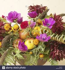 vase flower bouquet autumn flowers broached autumn bouquet