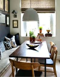 dining room booth decoration living ideas best bench intended for seat remodel 13