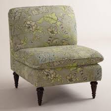 Patterned Armchair Design Ideas Chairs Elite Slipper Chairs In Home Decorating Ideas With Mid
