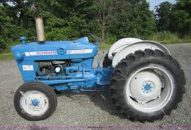 1968 ford 3000 tractor item i2114 sold july 29 ag equip