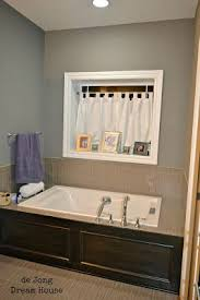 Curtain In Bathroom Best 25 Tension Rods For Curtains Ideas On Pinterest Cheap One