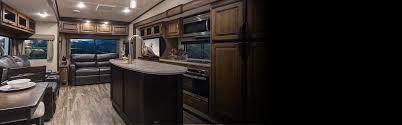 Livingroom Images Reflection Fifth Wheel Grand Design Rv