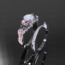 skull wedding ring sets wedding rings skull wedding ring sets on instagram diy wedding