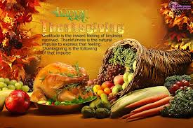 happy thanksgiving wishes wording for friends business and