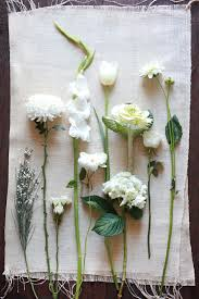 wedding flowers guide white wedding flower guide