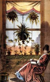 how to decorate a victorian house with plants old house