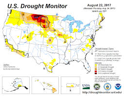 Montana Road Conditions Map Drought Monitor Greens Up Iowa Dries Montana News Agweb Com