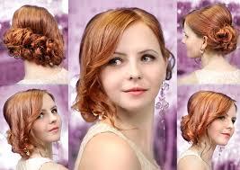 Halb Hochsteckfrisurenen Mittellange Haare by 100 Halb Hochsteckfrisurenen Mittellange Haare