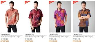 Batik Danar Hadi the class pricing of batik splendidglobal