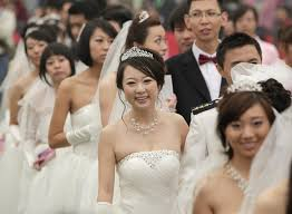 wedding china more on china s marriage problems