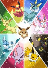 pokemon eevee fans which eeveelution do you like the most