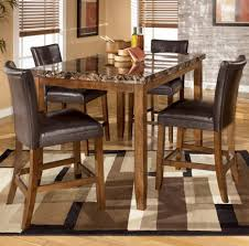 dining room sophisticated 5 piece counter height dining sets when designing a dining room with elegant aesthetic sometimes simple is better no matter what style has room for decoration because of traditional