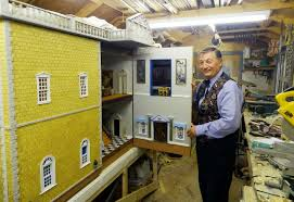 pensioner spends 26 years making stunningly life like dolls house