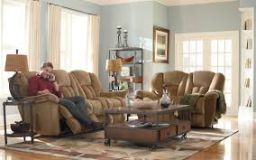lazy boy living room sets living room lavish living room idea with soft brown sofas as lazy