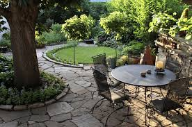 Backyard Flagstone Patio Ideas Stone Patio Design Ideas Resume Format Pdf Plus Outdoor Designs