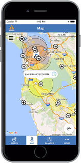 b4ufly mobile app