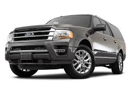 compare the 2017 ford expedition xlt vs 2017 chevrolet suburban