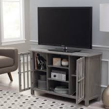 Better Homes And Gardens Tv Stand With Hutch Farmhouse U0026 Cottage Style Tv Stands Hayneedle
